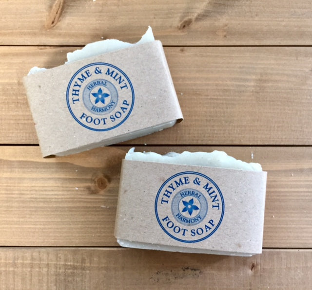 Thyme & Mint Foot Soap
