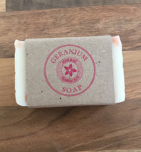 Load image into Gallery viewer, Geranium Soap
