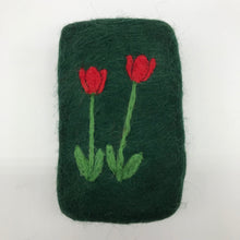 Load image into Gallery viewer, Spring Flowers Felted Soaps