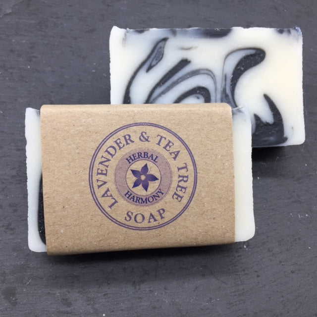 Lavender & Tea Tree Soap