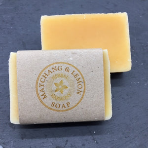 May Chang & Lemon Soap