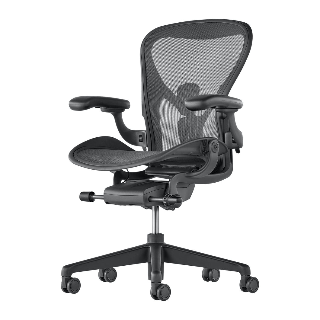 Herman Miller Aeron Chair Graphite - Size B