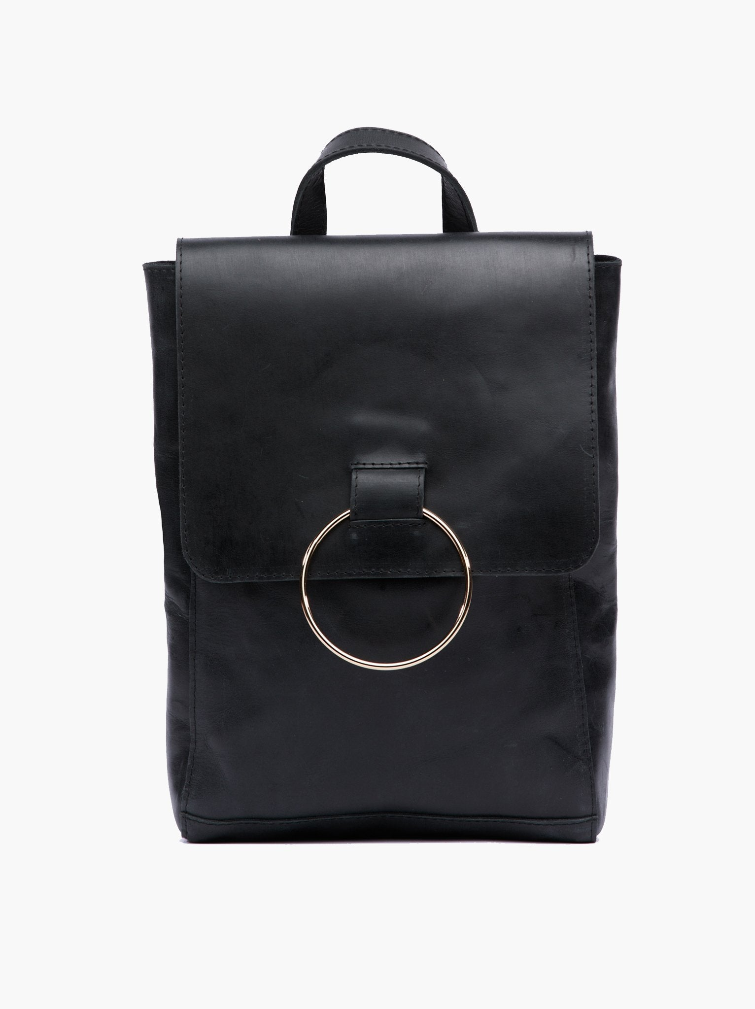 Fozi Backpack Black