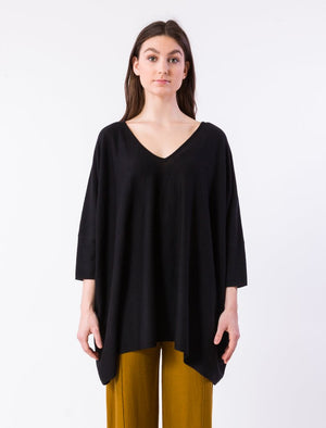 Roslyn Top Black