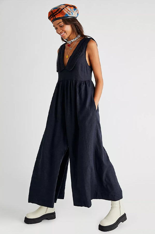 Big Love Jumpsuit Black