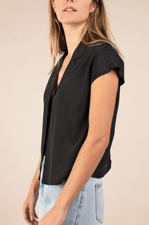 Patty Top Black
