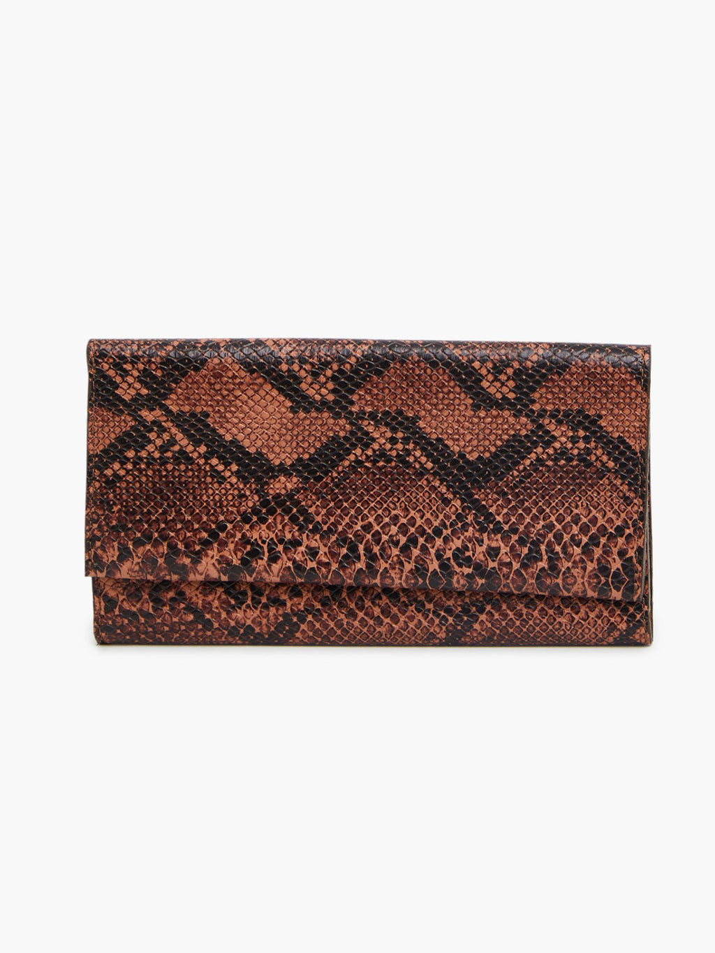 Debre Minimal Wallet Saddle Snake