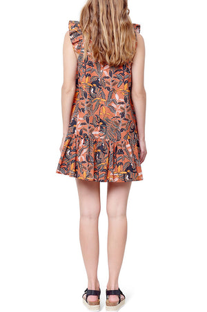 Roanne Multi Mini Dress