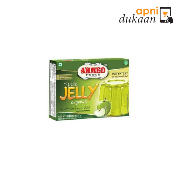 Ahmed Apple Jelly 85G - Apni Dukaan NSW