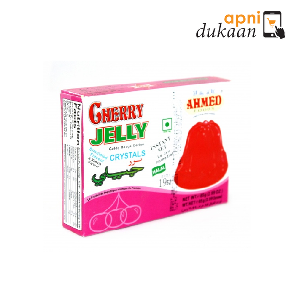 Ahmed Cherry Jelly 85G - Apni Dukaan NSW