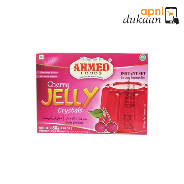 Ahmed Strawberry Jelly 85G - Apni Dukaan NSW