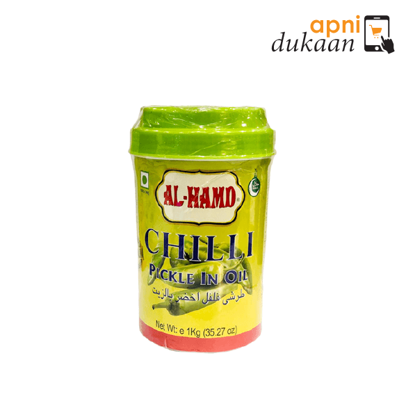 Al Hamd Chilli Pickle 1 KG