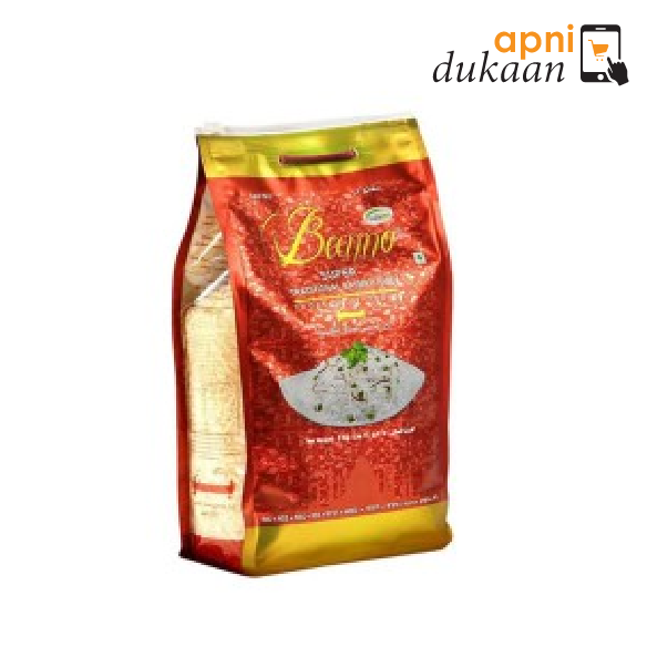Banno Super Treditional Basmati Rice 5 kg