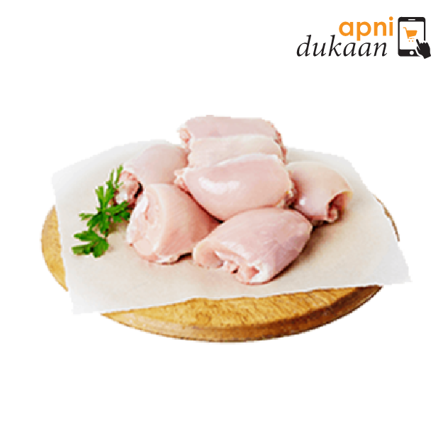 Chicken Thigh Fillet 1kg - Apni Dukaan
