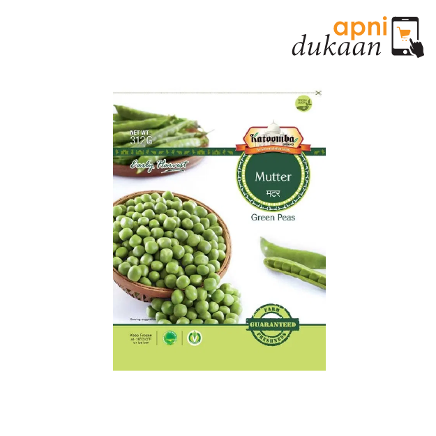Katoomba Mutter - Green Peas 312g - Apni Dukaan NSW