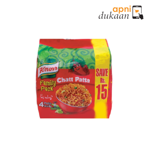 Knorr Chatt patta noodle 70 gm x 4 Family pack - Apni Dukaan NSW