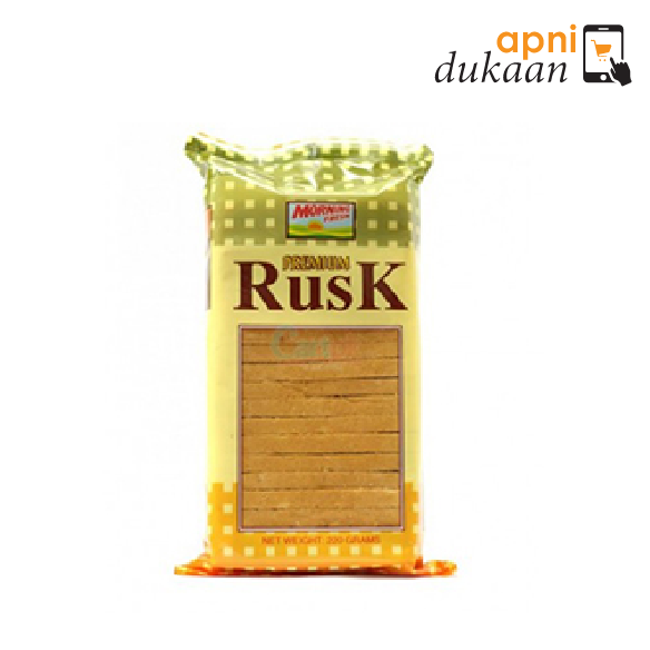 Morning Fresh Premium Tea Rusk 220 gm - Apni Dukaan NSW