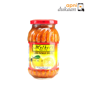 Mothers Lime Pickle (Mild) 500 gm - Apni Dukaan NSW