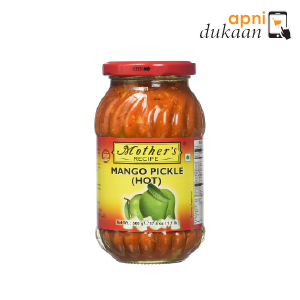 Mothers Mango Pickle (Hot) 500gm - Apni Dukaan NSW