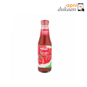 National Ketchup 300gms Bottle - Apni Dukaan NSW