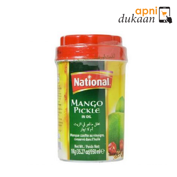 National Mango Pickle 320g - Apni Dukaan NSW