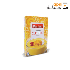 Rafhan Custard Powder - Mango 285g - Apni Dukaan NSW