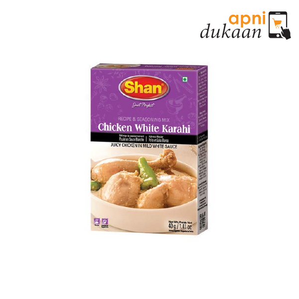Shan Chicken White Karahi 40g - Apni Dukaan NSW