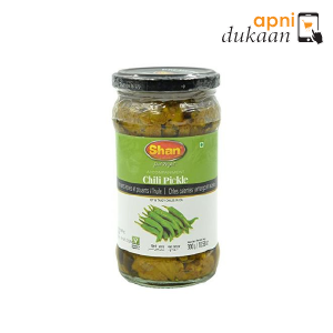 Shan Chilli Pickle 300 gm - Apni Dukaan NSW