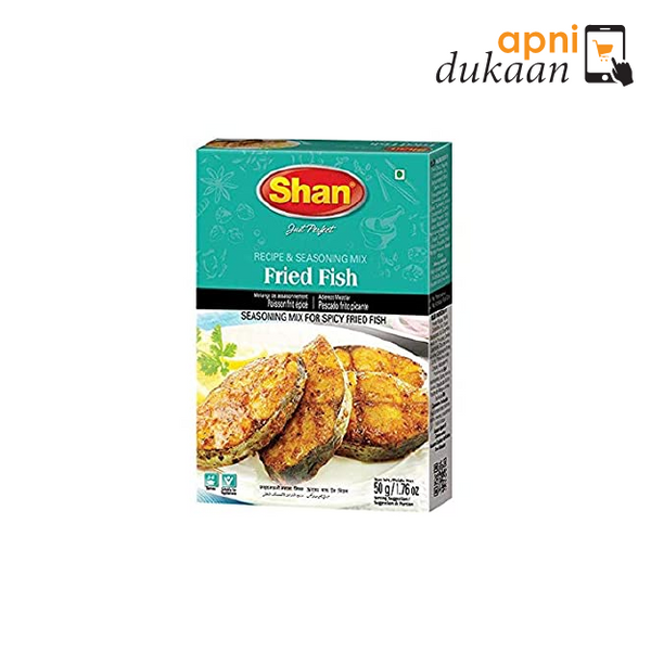 Shan Fried Fish 50g - Apni Dukaan NSW