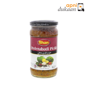 Shan Hyderabadi Pickle 300gm - Apni Dukaan NSW
