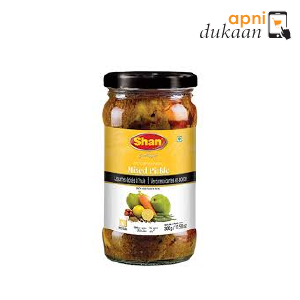 Shan Mix Pickle 300gm - Apni Dukaan NSW