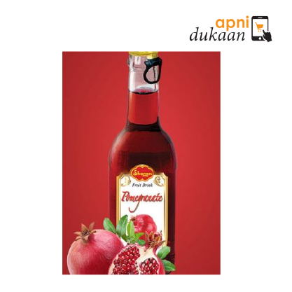 Shezan Pomegranate 300ml x 6 Bottles - Apni Dukaan NSW