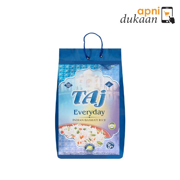 Taj Everyday Basmati Rice 5 kg
