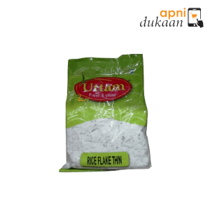 Uttam Rice Flake Thin 500 gm - Apni Dukaan NSW