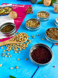 12 Month Spice Subscription - One Off Cost of £115!