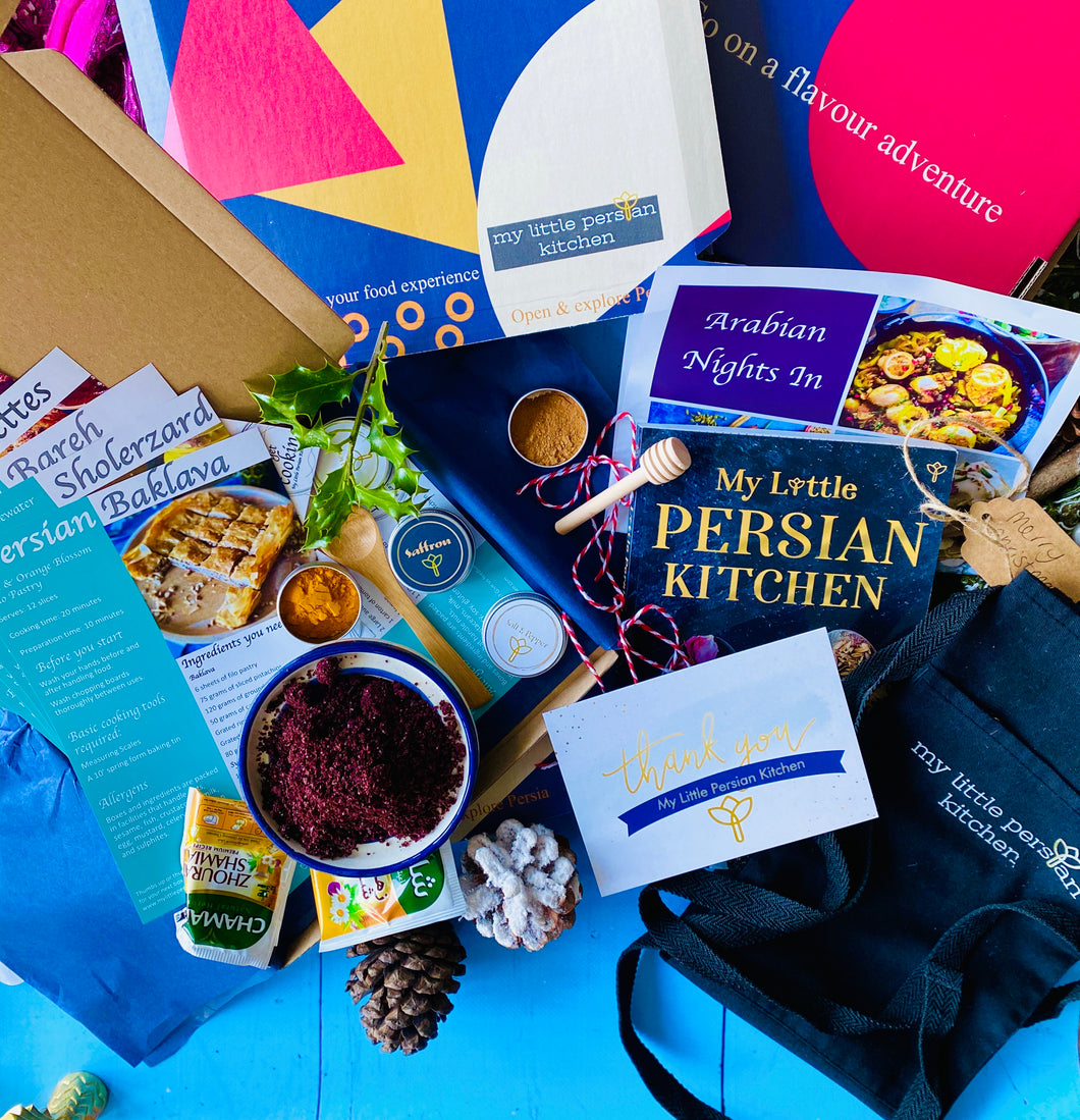 The Bazaar - Persian Christmas Hamper