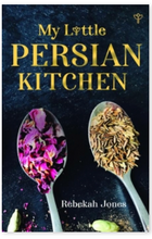 Load image into Gallery viewer, My Little Persian Kitchen - Signed Recipe Book