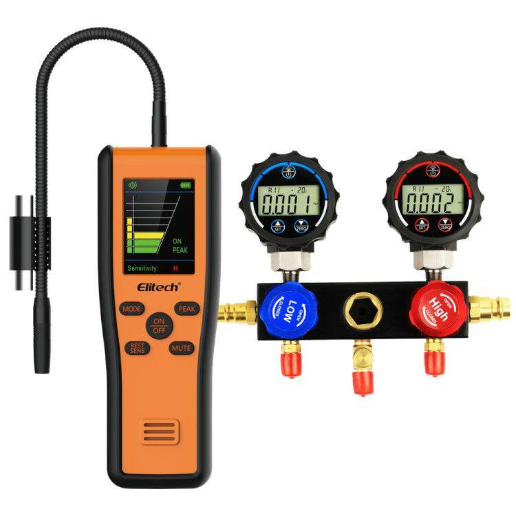 Elitech HVAC Tools Set - IR-200 & DMG-1 & LMC-310A - Elitech Technology, Inc.