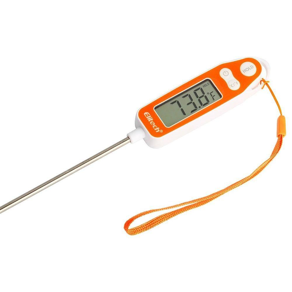 Elitech WT-9A Thermometer Digital Display Temperature Measure Probe Pen Style - Elitechustore