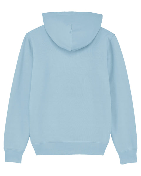 6IX 'THE COLLECTION' HOODIE - SKY BLUE - 6IX Collection