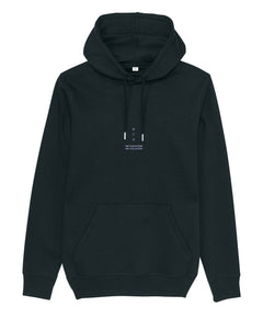 6IX 'THE COLLECTION' HOODIE - BLACK - 6IX Collection