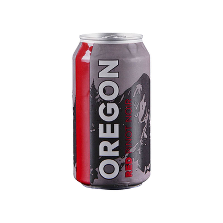 Canned Oregon Pinot Noir, Oregon