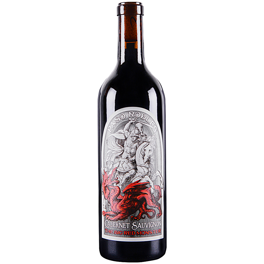 The Big Red Monster Cabernet, Paso Robles, California