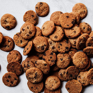 Byrd's Chocolate Chip Cookies