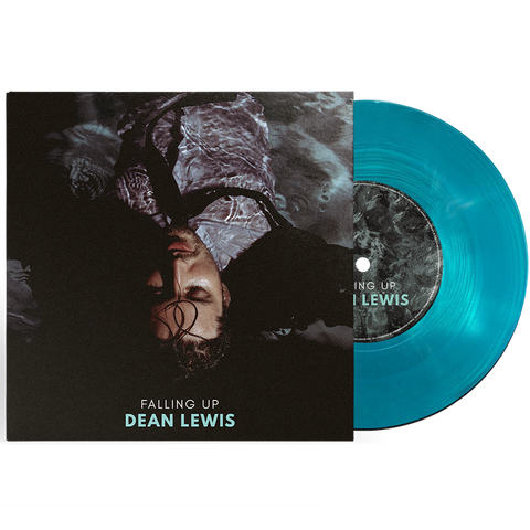 Falling Up Limited Edition Teal Translucent Vinyl