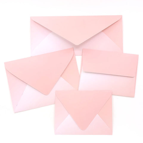 Ombre Envelopes