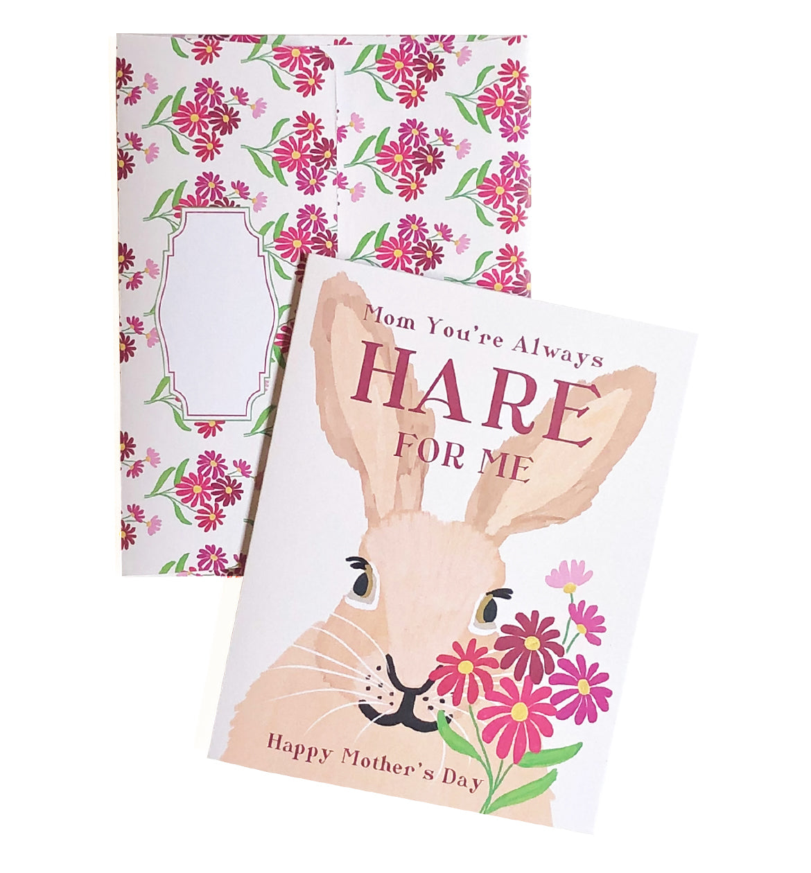 Mom You're Always Hare For Me (Happy Mother's Day)
