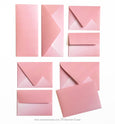 OMBRE BLUSH ENVELOPES