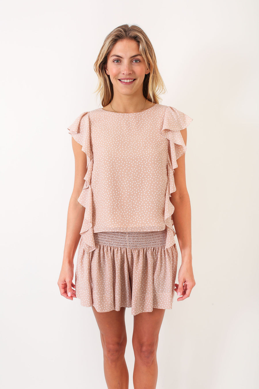 CARA TOP BALLET DOT