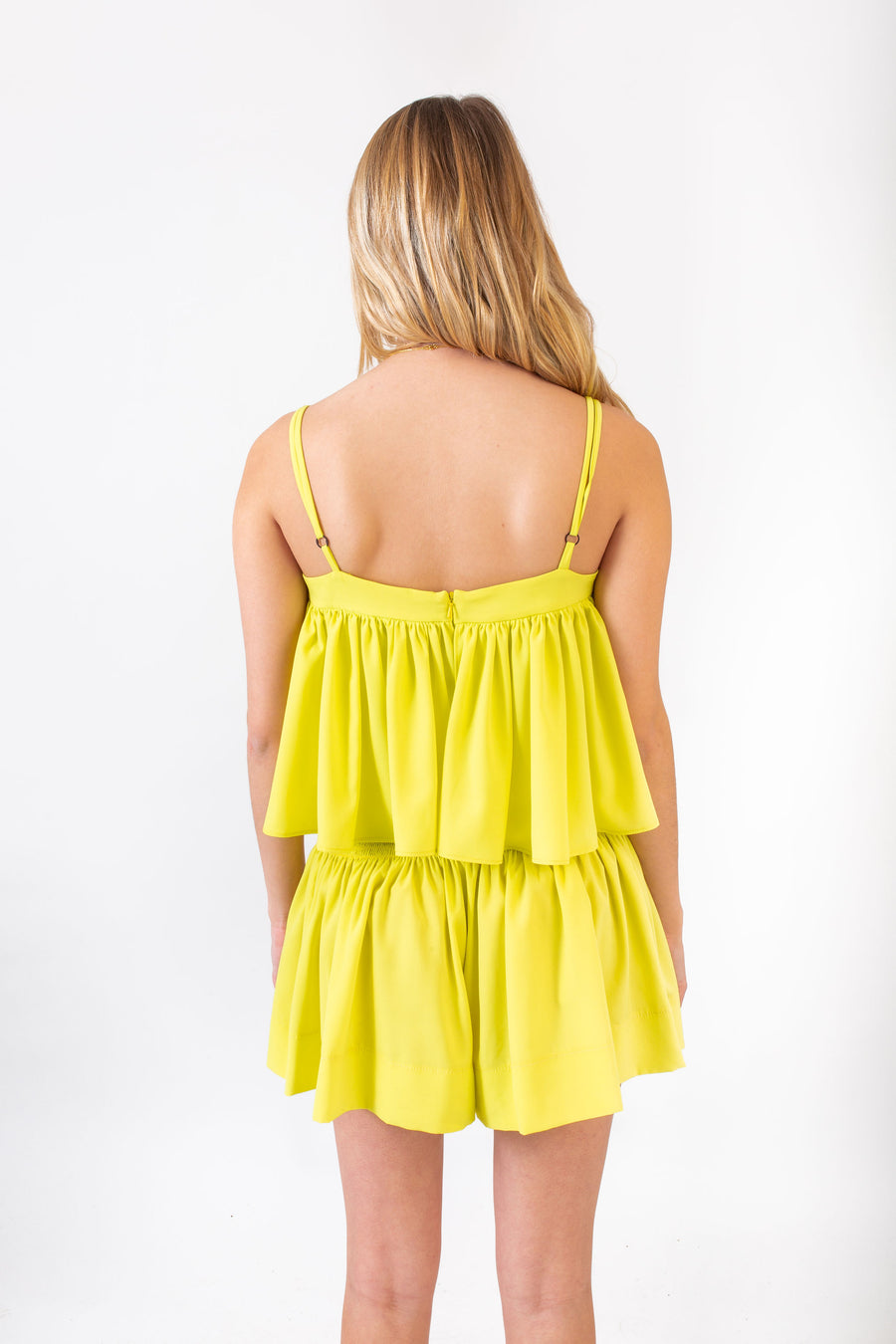 ELIZA TOP SUNRISE YELLOW *LIMITED*EDITION*